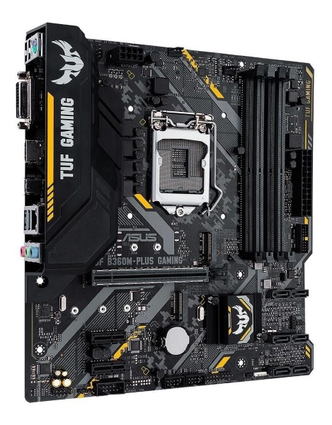 PLACA MAE ASUS TUF B360M-PLUS GAMING/BR 9.GERA